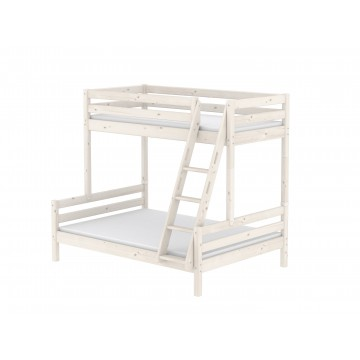 CLASSIC – FAMILY BED 90/140CM – WHITE WASHED