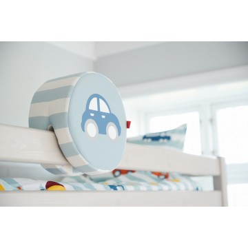CLASSIC – BUNK BED – WHITE WASHED