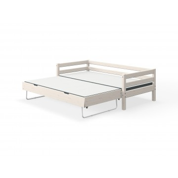 CLASSIC - PULL OUT BED - WHITE WASHED