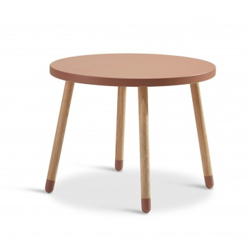 DOTS – ROUND TABLE – CHERRY