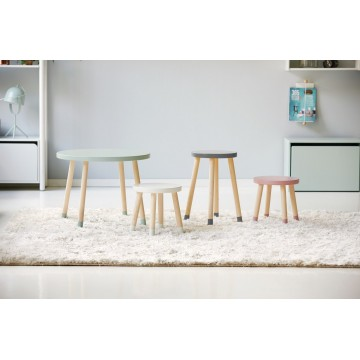 DOTS – ROUND TABLE – LIGHT BLUE