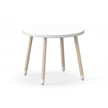 DOTS – ROUND TABLE – WHITE
