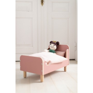 DOLL BED W. PILLOW AND DUVET