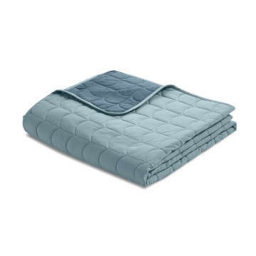 QUILT – ROOM COLLECTION – 230X200 – FROSTY BLUE