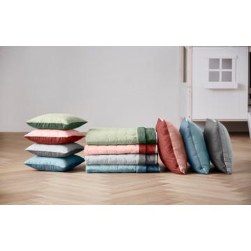 QUILT – ROOM COLLECTION – 230X200 – MOSS GREEN