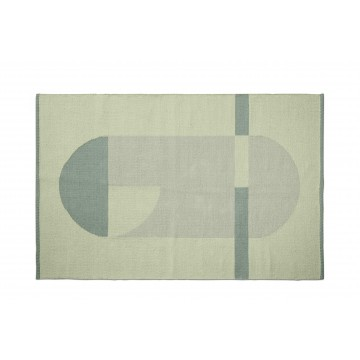 RUG – ROOM COLLECTION – MOSS GREEN