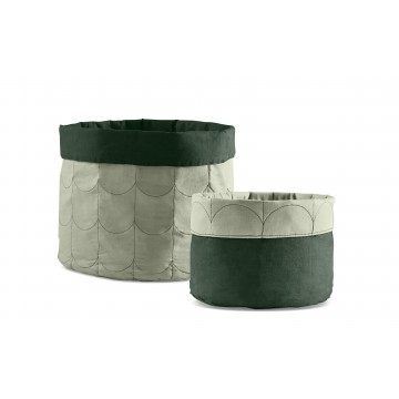 SOFT STORAGE – ROOM COLLECTION – MOSS GREEN