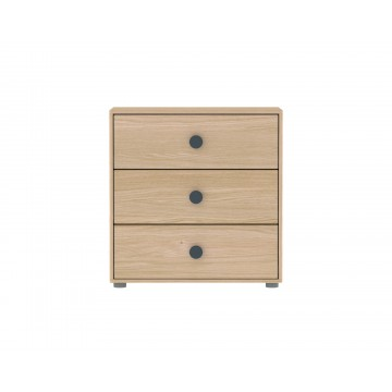 CHEST OF DRAWERS - BLUEBERRY